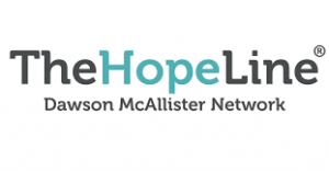 the hope line help for people